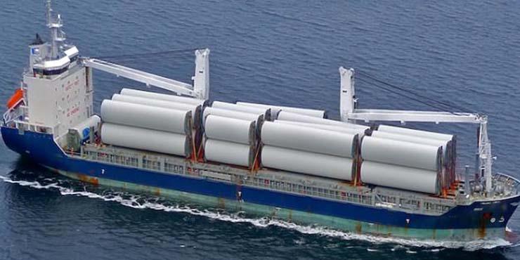 Breakbulk Shipping