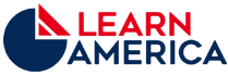 Learn America logo