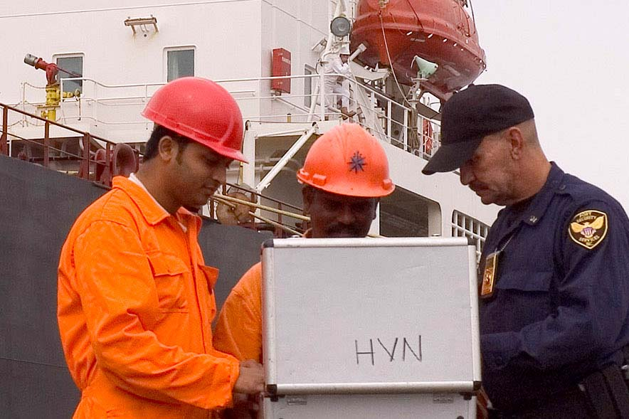 Security Training for Vessel Personnel with Designated Security Duties (VPDSD)