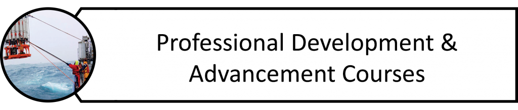 professional-development-and-advancement-courses